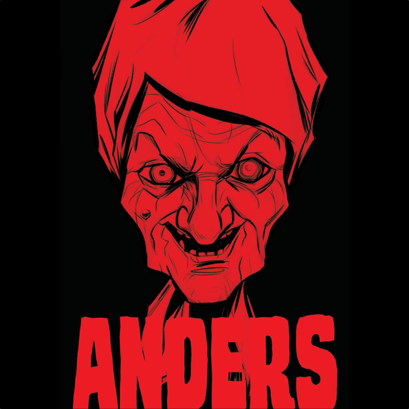 ANDERS Cover